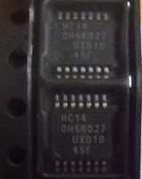 74hc14pw hc14 tssop-14 inverter ultra-thin pen