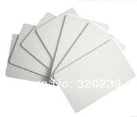 Rfid Access Control 13.56MHz White Pvc Mifare1k S50 Smart IC Card