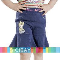 Children Summer Shorts Little Girl Summer Cartoon Shorts Kids Fashion Summer Pants,Girl Bloomers,Free Shipping K0877