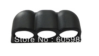Free shipping 2 inch 3 holders auto meter holder,52mm flat gauge pods  ( black )