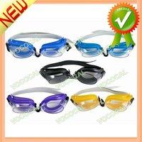 Children Kids Swimming Swim Goggles With Earplug Nose Clip