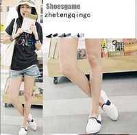 Hot sale! Free shipping 2013 summer new women casual low to help nurse shoes flat shoes
