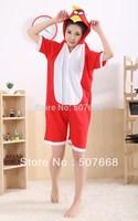1 pcs  Birds short cartoon sleepwear Animal Cosplay Pajamas S M L XL
