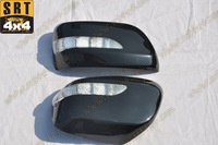 2008 LED Side Mirror Cover For Toyota Land Cruiser 200 Accessories (DHL,EMS,FEDEX Shipping)