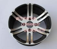 Atv atv refit quadrics 12 front wheel hub aluminum wheels atv flatworm tyre 6