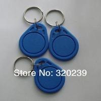 100pcs access control card 13.56MHz S50 IC Card tag keyfob smart card+free ship
