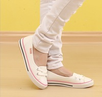 Fashion Flats Casual Canvas Shoes Mix color Classic  Espadrilles Shoes Plain Casual Sneakers for women's+ Free Shipping