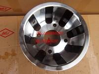 Atv rim refires 8 aluminum rim ring four wheel motorcycle rim refires