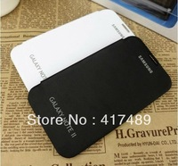 New back cover whole flip leather case battery housing case for Samsung Galaxy Note2 N7100 With Retail Box Free DHL 150pcs/lot