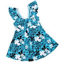 Cute mm one-piece dress swimwear maternity swimwear plus size available high waist