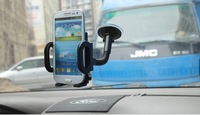 Windscreen Car Holder For Lumia 920 N7100 , universal car windshield Holder For I9300 L36H M7 Cellphone GPs
