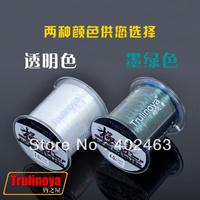 Trulinoya  Speed is 500 meters high strength wear resistant   nylon thread  Two color  Dark green or  transparent