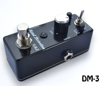 Free shipping AAAA+ quality cool MINI  DM3 Metal Distortion True bypass Design Guitar effects pedal Stompbox