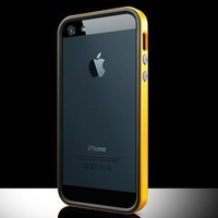 Bumblebee Bee SGP Neo Hybrid EX Vivid Series Bumper Frame Case For IPhone 5 without Retail Package  1pcs/lot