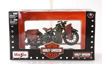 freeshipping !! Maisto 1:18  Harley-Davidson  1942 WLA Flat Head  Alloy  motorcycle Model !