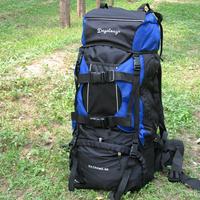 Mountaineering bag outdoor backpack 60l 55l 70l 80l sports backpack double-shoulder travel bag