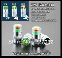 Genuine 8X New car Tire Pressure Monitor Valve Stem Cap Sensor Indicator 3 Color Eye Alert