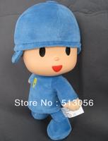 IN STOCK New plush Pocoyo ELLY PATO Soft Plush Stuffed Figure Toy Doll 12inch 30cm free shipping 12pcs/lots