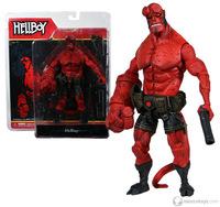 Free shipping Mezco 7inch Hellboy