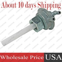 (20 pcs a lot) GY6 50cc 125cc 150cc Tank Fuel Switch Valve Pump Petcock  For 139QMB 152QMI 157QMJ Scooter Moped