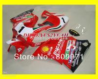 Custom accept red Fairing for DUKATI 748 916 996 998 96-02 1996-2002 96 97 98 99 00 01 02 1996 2002