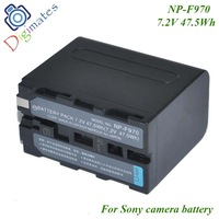 Free shipping for sony np f970 np-f970 battery digital cameras DCRVX2100, HDRFX1, HDRFX7, HD1000U & HVRZ1U