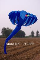 Free Shipping! 3.8 m single Line Stunt The elephant POWER Sport Kite / Three color options