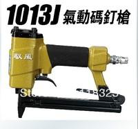Free UPS Deliver 1013J Pneumatic Brad Air Nailer Gun, Pneumatic Tools, Air Tools Nail Gun,  Air Stapler, Air U shape Nailer