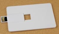 DHL FREE!100% Full Capacity VFD-6002 name card USB Flash Drive 1GB 2GB 4GB 8GB 16GB usb flash memory 2.0 free logo print