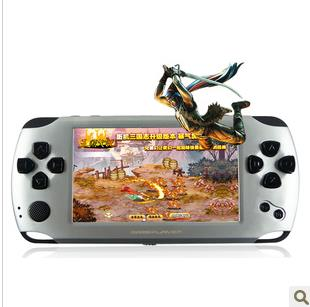 M5000 game machine mp4 mp5 metal touch hd doubles(China (Mainland))