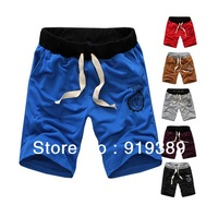 Summer beach pants pants shorts Men casual pants