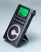 free shipping DEGEN Digital Radio Recorder FM Stereo MW SW AM MP3 E-Book 4GB DE1125