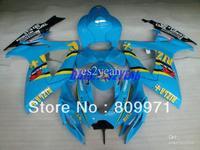 Blue Fairing For SUZUKI 2006 2007 GSXR600 750 GSX-R600 750 K6 GSX R 600 750 06 07 Brand new RIZLA