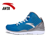 Anta 2013 men's shoes basketball shoes sport shoes ultra-light wear-resistant high shoes