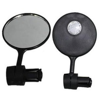 Free Shipping Bicycle rearview mirror bicycle reflector bicycle a two-year mirror