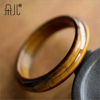 Yellow tiger eye bracelet inradius  (free shipping)