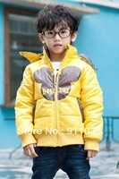 Free shipping/   The latest 2013 children quilted jacket