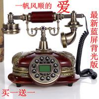 Fashion classical telephone vintage telephone antique caller id telephone