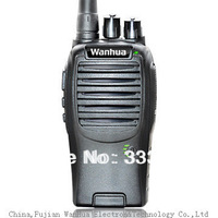 Free Shipping WH36B walkie talkie with 16 Channels Voice Prompt,High/Low Power Switchable,CTCSS/DCS,Emergency Alarm,VOX Function