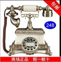 Bookpass songzanganbu fashion vintage telephone callerid fashion nobility household landline telephone antique