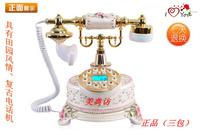 Rustic antique telephone fashion phone - vintage telephone