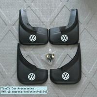 Free shipping/Car Mudguards/High quality Original car Mudguards for VW JETTA(A5) SAGITAR 2006-2010/one set 4pcs/Wholesale+Retail
