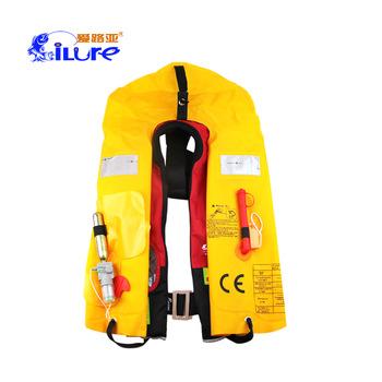 fishing services manual automatic inflatable life jacket vest  Life vest