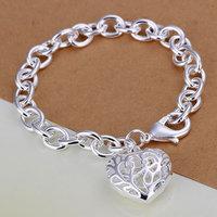 SGSPCH269/Valentine's day gift silver bracelet,Fashion jewelry,Women's music bracelets,Nickle free antiallergic,high quality
