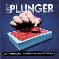 2013 NEW  Tiny Plunger  / the best card magic trick product / free shipping