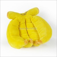 Funny pets toys,banana sound toy doll for cute dog,free shipping