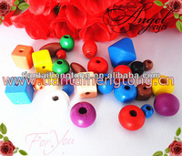2013 cheap children bead,Diy bead,Wooden bead,jewelry accessory bead on sale