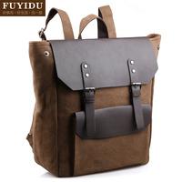 2013 New designer leather bags fashion shoulder bags, canvas school backpack laptop backpack large shoulder bags brand itemsBP12