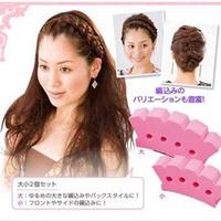 Japanese style fashion style hairpin diy manual