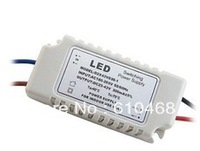 Free shipping 4-7W water proof power supply built-in constant current LED driver